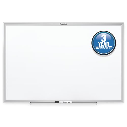 Quartet® Standard Whiteboards, Silver Aluminum Frame