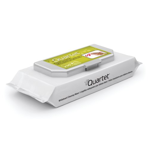 Quartet® Prestige® 2 Connects™ Cleaning Wipes Refill, 20 Wipes