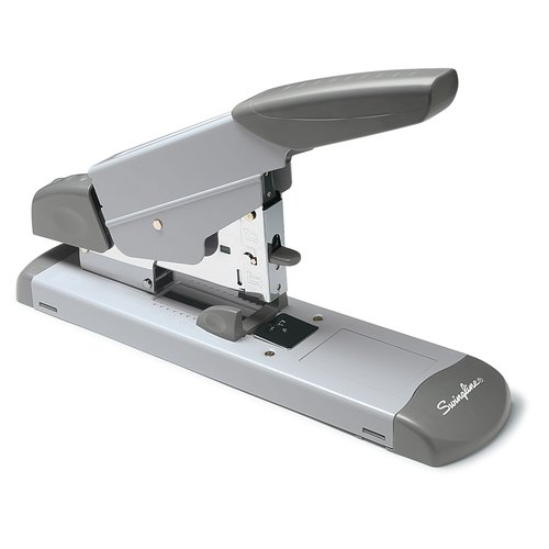 Swingline® Heavy Duty Stapler, 160 Sheets, Platinum