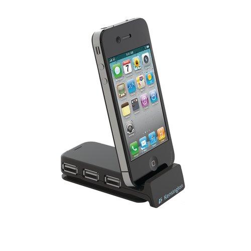 PocketHub™ 3-Port USB and Sync