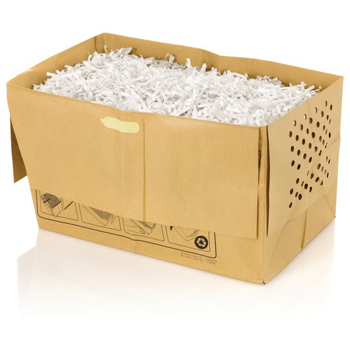 Swingline® 5 Gallon Recyclable Paper Shredder Bags, For Stack-and-Shred™ 80X Hands Free Shredder, 5/Pack