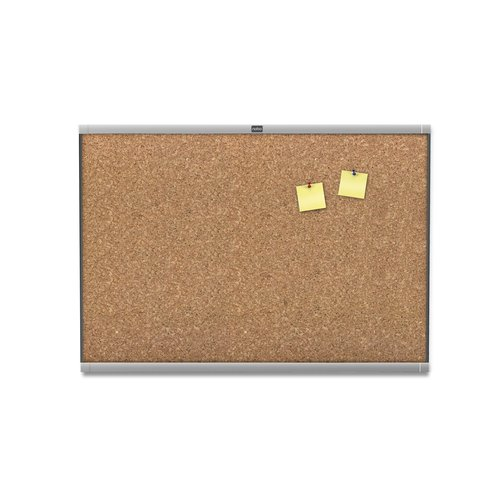Prestige Coloured Cork Noticeboard 900x600mm