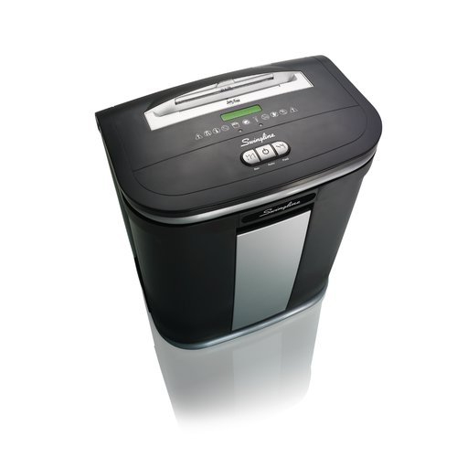 Swingline® SS20-08 Strip-Cut Jam Free Shredder, 20 Sheets, 1-5 Users