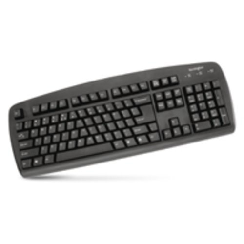 Comfort Type™ Keyboard - Black USB
