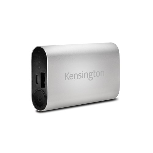 5200 USB Mobile Charger — Silver
