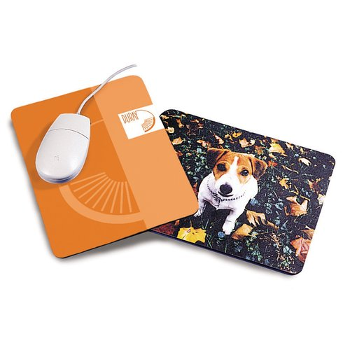 HeatSeal®  Specialty Pouches, Customizable Mouse Pad Kits, 25 pcs