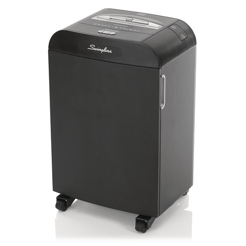 Swingline® DX20-19 Cross-Cut Jam Free Shredder, 20 Sheets, 10-20 Users