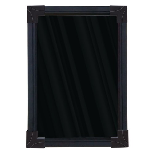 "Quartet® Black LED Wet/Dry-Erase Board, Battery Operated, 11 3/5"" x 7 4/5"""