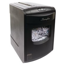 Swingline EX14-06 Super Cross-Cut Jam Free Shredder, 14 Sheets, 1 - 2 Users