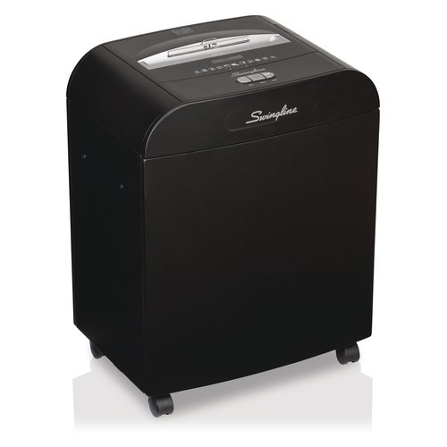 Swingline® DS22-13 Strip-Cut Jam Free Shredder, 22 Sheets, 5-10 Users