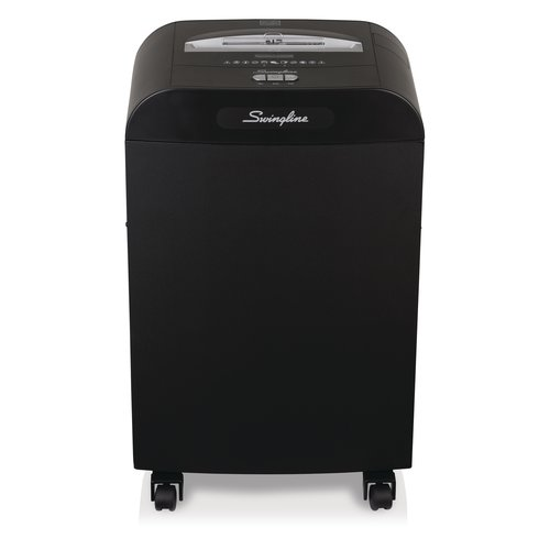 Swingline® DS22-19 Strip-Cut Jam Free Shredder, 22 Sheets, 10-20 Users
