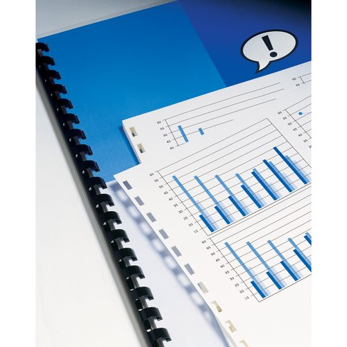"GBC Pre-Punched Color Coil® Pattern Paper (44 holes), 11 x 8.5"", 10 reams per box, 500 sheets per ream"