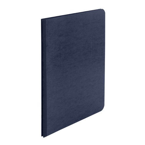 ACCO® Antimicrobial Pressboard Report Covers, Letter Size,  Dark Blue, 25/Pack