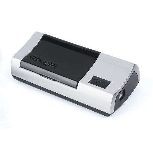Scanner de cartes de visite portable PocketScan