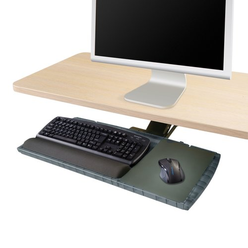 Underdesk Adjustable Keyboard Platform