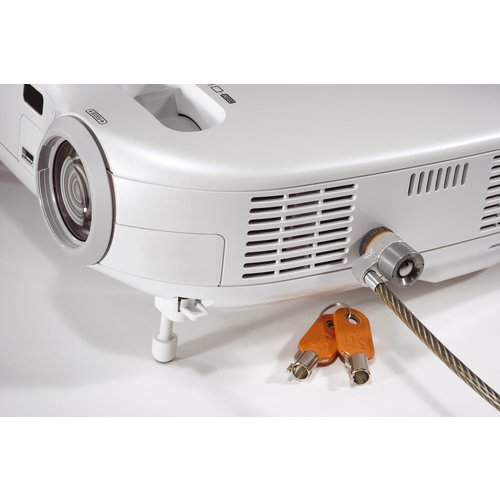 MicroSaver® Keyed Projector Lock