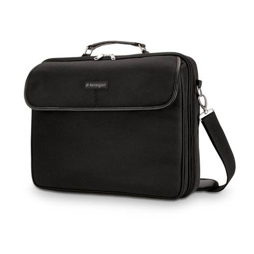 Simply Portable 15.6'' Laptop Clamshell Case