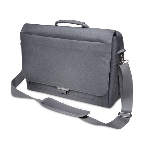 "LM340 Messenger Bag — 14.4""/36.6cm - Cool Gray"