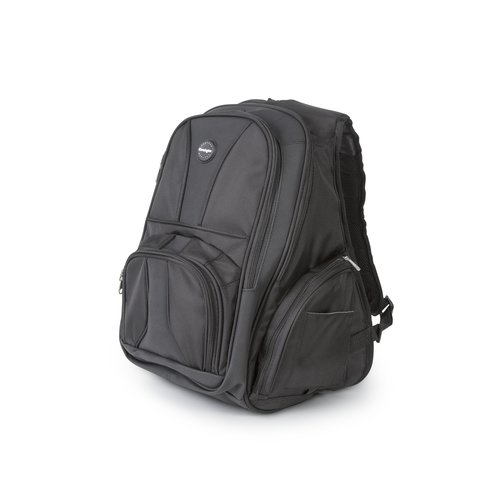 "Contour™ Laptop Backpack - 16""/43.2cm - Black"