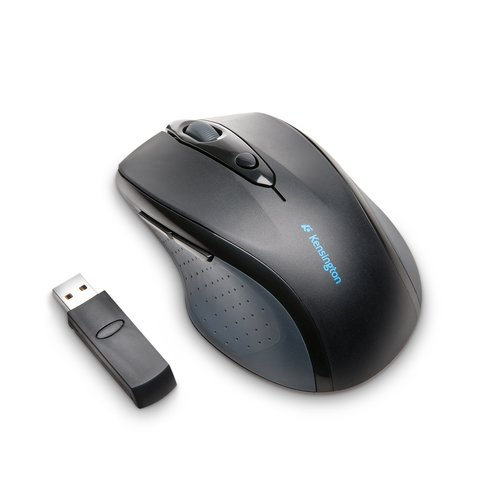 Pro Fit™ Wireless Full-Size Mouse