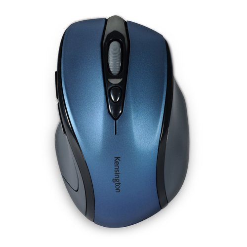 Pro Fit® Mid-Size Wireless Mouse - Sapphire Blue