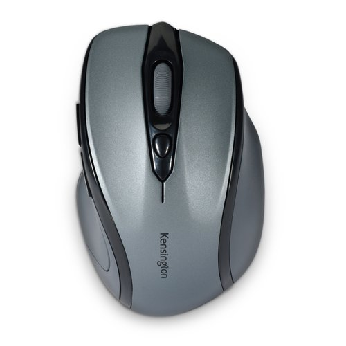Pro Fit® Mid-Size Wireless Mouse - Graphite Gray