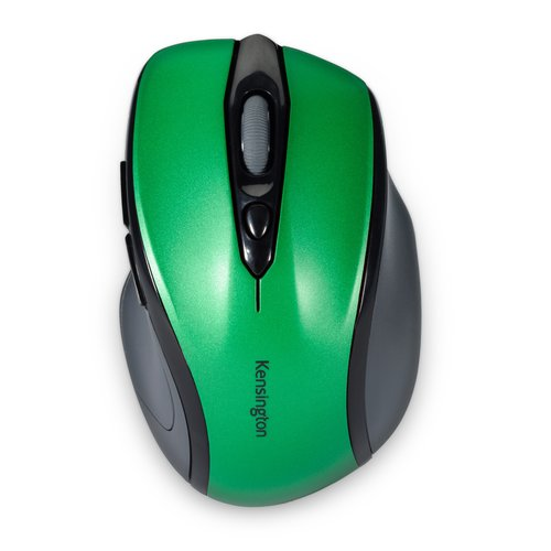 Pro Fit® Mid-Size Wireless Mouse - Emerald Green