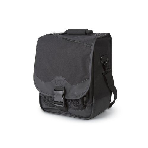 SaddleBag Laptop Carrying Case - Black