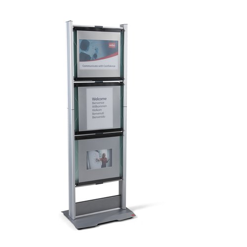 Informe Information Point Display Stand