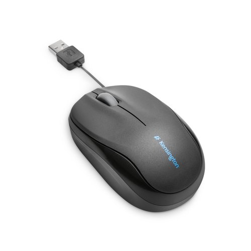 Pro Fit® Mobile Retractable Mouse