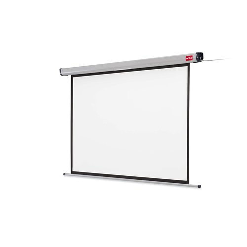 Electric Wall Projection Screen 2400x1800mm