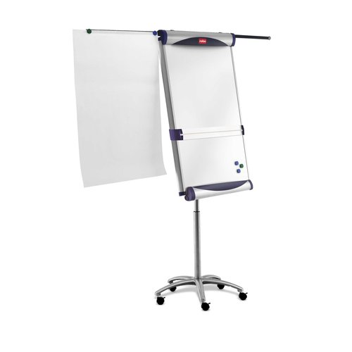 Piranha Mobile Easel Magnetic
