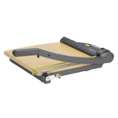"Swingline® ClassicCut® Laser Guillotine Trimmer, 12"" Cut Length, 15 Sheet Capacity"