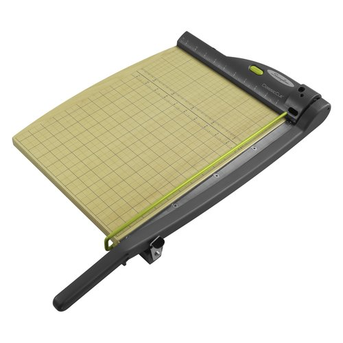 "Swingline® ClassicCut® Laser Guillotine Trimmer, 15"" Cut Length, 15 Sheet Capacity"