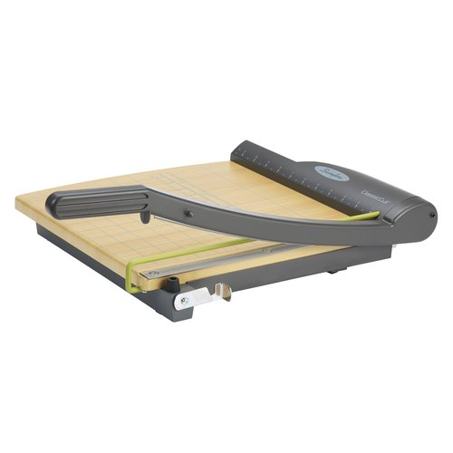 "Swingline® ClassicCut® Pro Guillotine Trimmer, 12"" Cut Length, 15 Sheet Capacity"