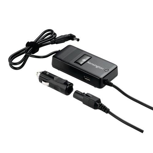 Adaptador de corriente para portátil (en avión o coche)