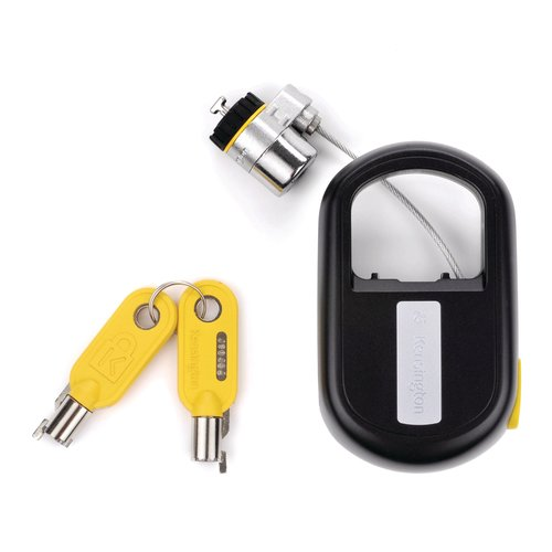MicroSaver® Portable Keyed Laptop Lock - Retractable