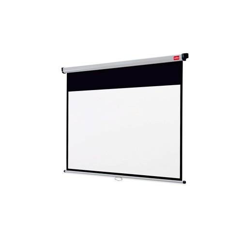 Wall Mounted 16:10 Projection Screen 1750x1093mm
