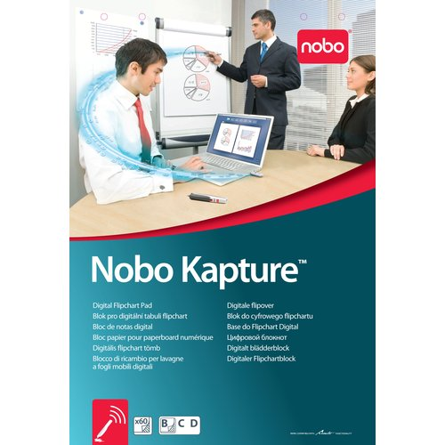 Kapture® Digital Flipchart Pads