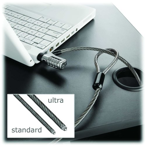 ComboSaver® Ultra-Laptopkombinationsschloss - Master Coded