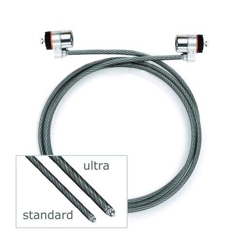 MicroSaver® Duo Ultra Laptop Lock - Master Keyed
