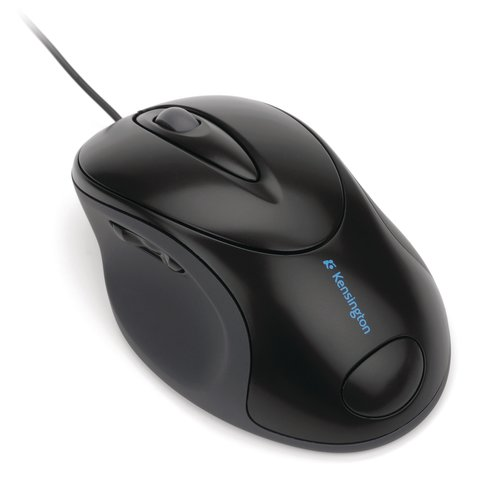 Pro Fit™ USB/PS2 Wired Full-Size Mouse