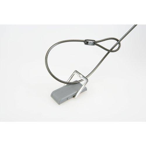 Punto di ancoraggio di sicurezza da montare su scrivania