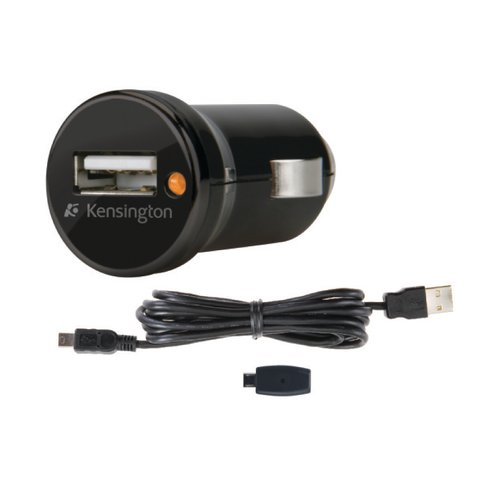 Car Charger for Mini & Micro USB Devices