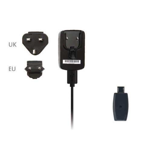 Wall and Car Charger for Mini & Micro USB Devices