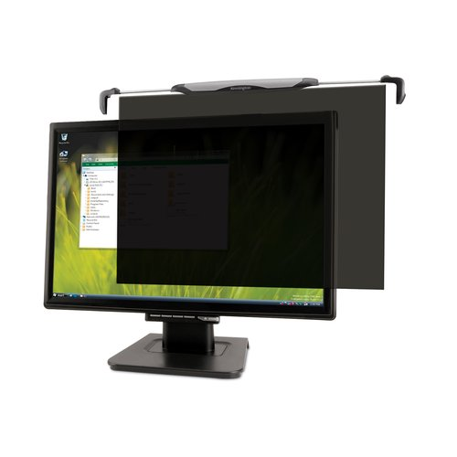 "Snap2™ Privacy Screen for 20""-22"" Widescreen Monitors"