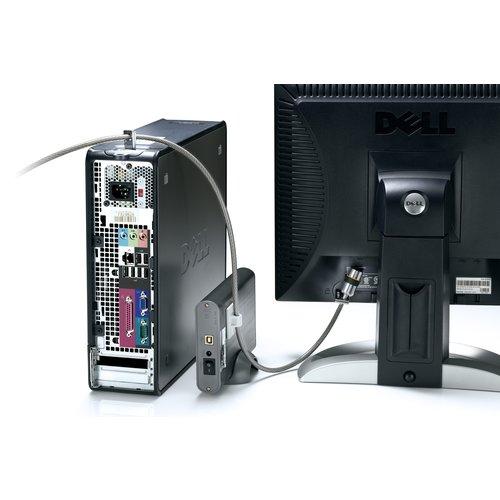 Schließsysteme für Desktop und Peripheriegeräte – kundenspezifischer Master-Zugang