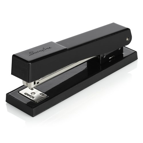 Swingline® Light Duty Standard Stapler, 20 Sheets, Black