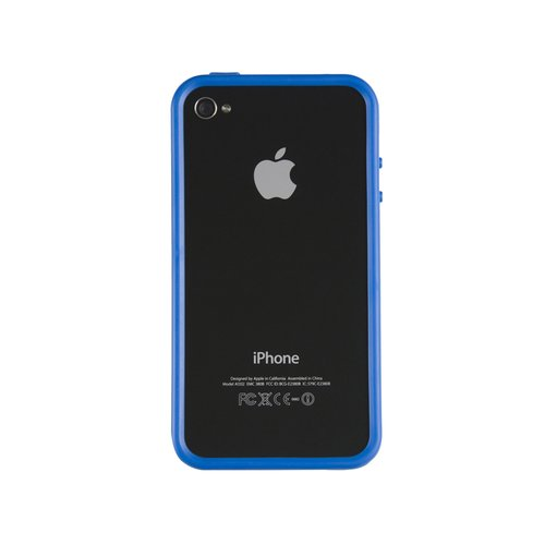 Protecção Lateral Band para iPhone 4S