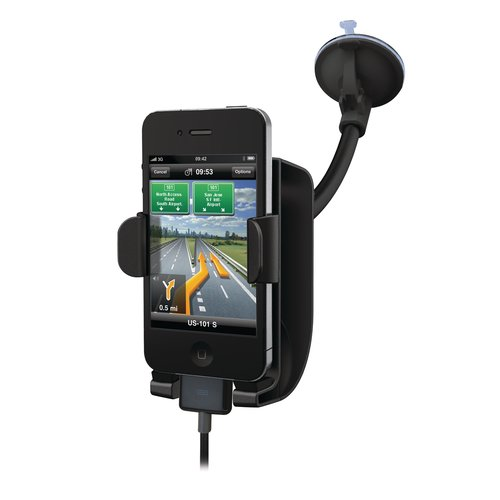 SoundWave™ Amplifying  Car Mount
